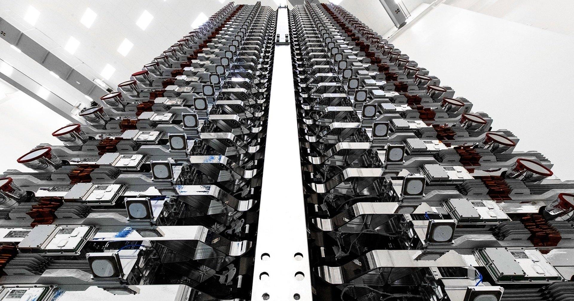 Доступ к Интернету через спутниковую сеть SpaceX будет стоить 99 долларов в месяц