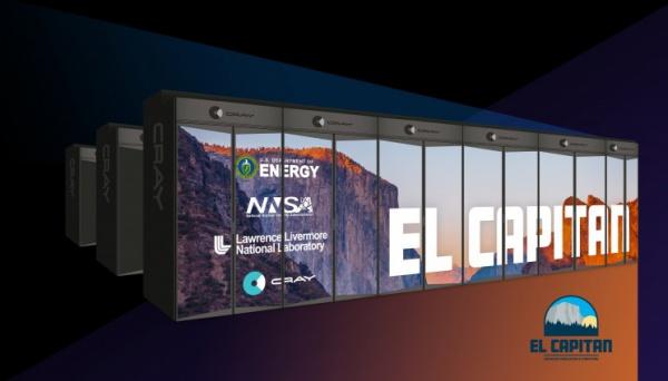 Компания Cray получит $600 млн от правительства США на создание первого в мире эксафлопного суперкомпьютера