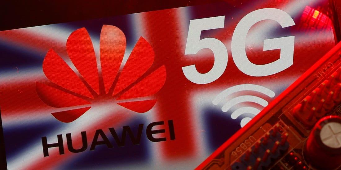 Власти Великобритании введут штрафы за использование технологий Huawei