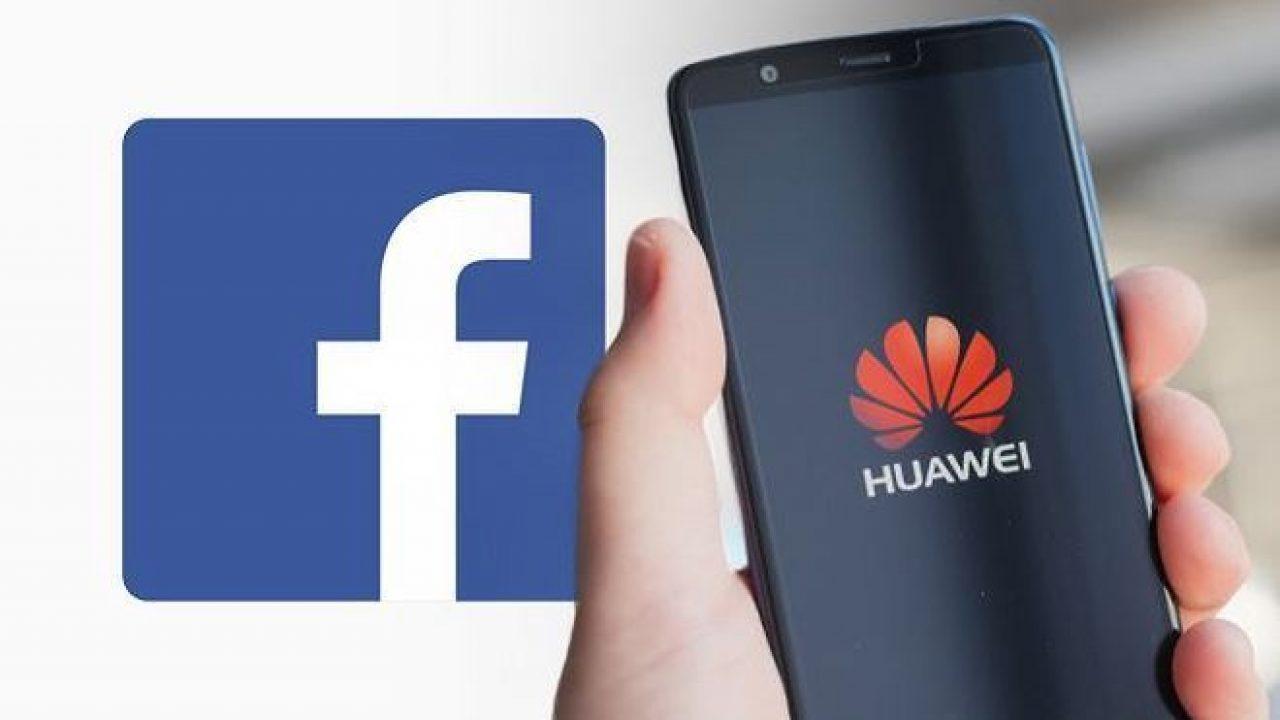 Facebook запретила предустановку своих приложений на смартфоны Huawei