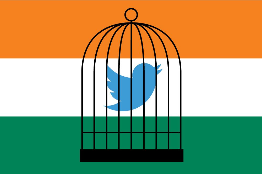 Twitter получил последнее предупреждение от Индии