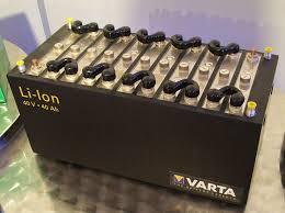 Цена литий-ионных батарей снизилась за десятилетие на порядок