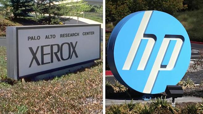 Xerox и HP обвиняют друг друга в срыве сделки