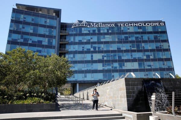 Nvidia завершила сделку по приобретению Mellanox