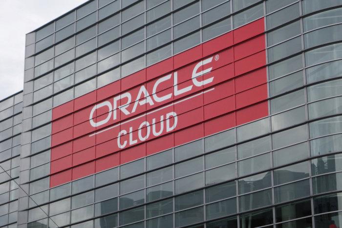 Доходы облачного подразделения Oracle оказались ниже прогнозов