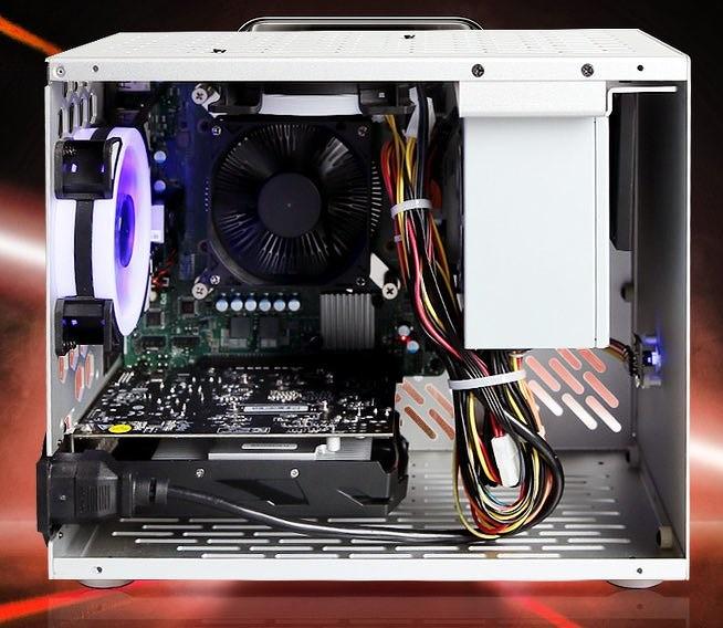 В продаже в интернете появились системные блоки на отбракованных процессорах AMD