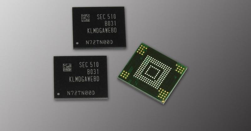 Позитивной динамике рынка смартфонов угрожает нехватка флэш-памяти eMMC