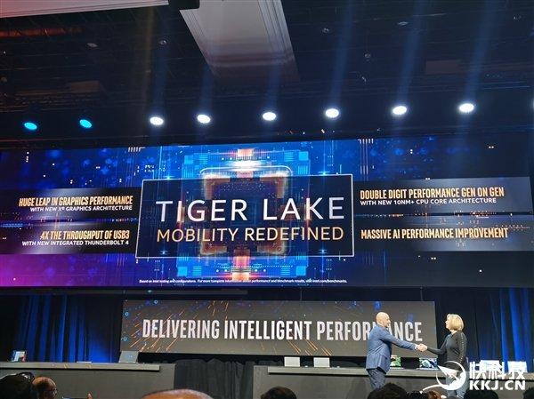 Intel подводит первые финансовые итоги