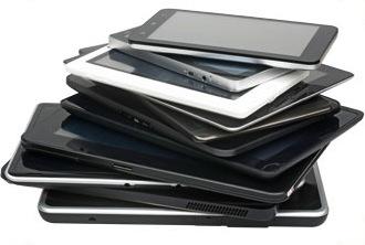 IDC: продажи планшетов падают все быстрее